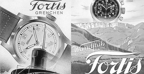 ジョン・ルーウットとの共同開発により世界初の自動巻腕時計を完成